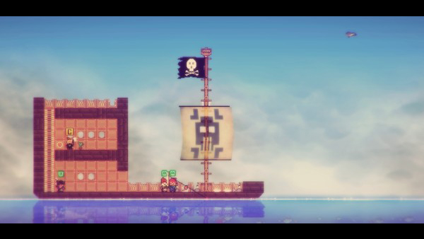 Pixel Piracy (STEAM KEY/ Region free)
