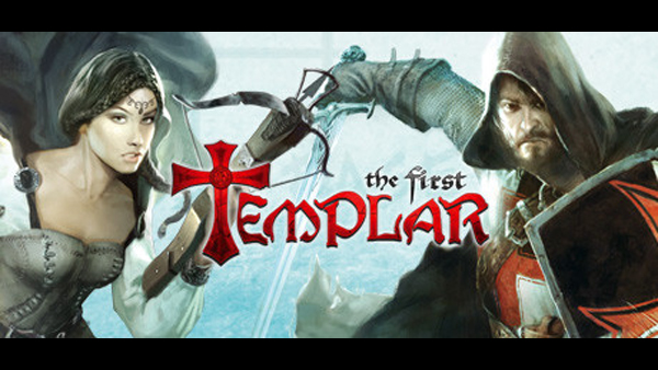 The First Templar (STEAM KEY/ Region free)