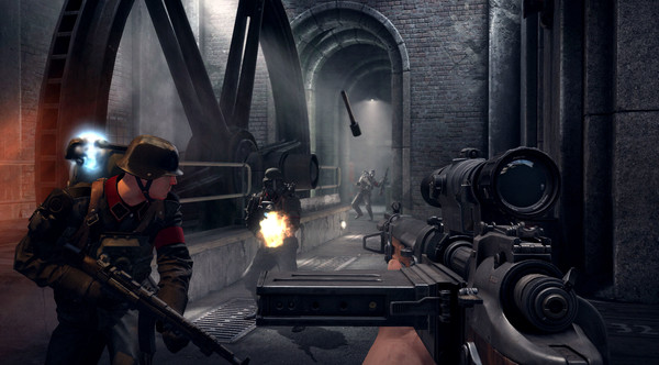 Wolfenstein: The Old Blood + БОНУС (STEAM KEY/RU+CIS)