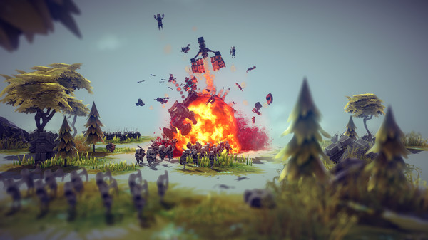Besiege (Steam Gift/ RU+CIS)
