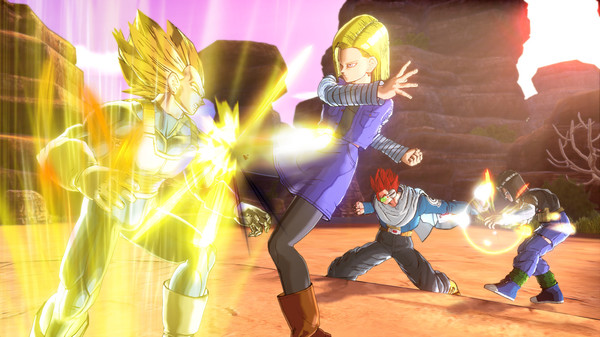 DRAGON BALL XENOVERSE (Steam Gift/ RU+CIS)