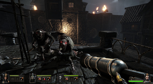 Warhammer: End Times - Vermintide (Steam Gift/ RU+CIS)