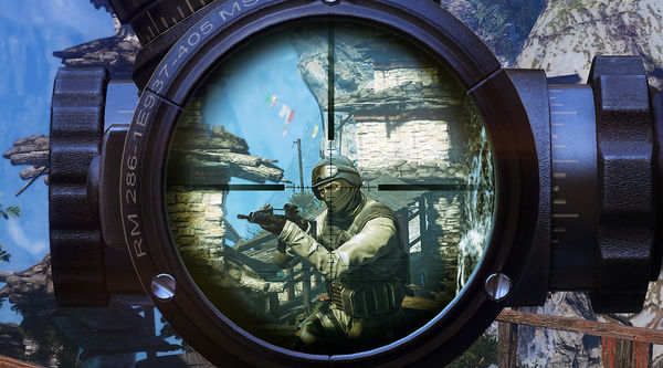 Sniper Ghost Warrior 2 (STEAM KEY/ RU+CIS)