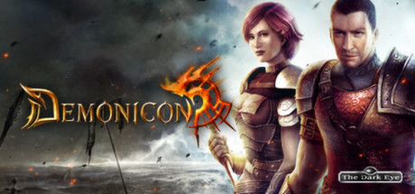 Demonicon - The Dark Eye (STEAM KEY/ Region free)