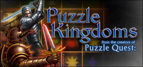 Puzzle Kingdoms (STEAM KEY/ Region free)