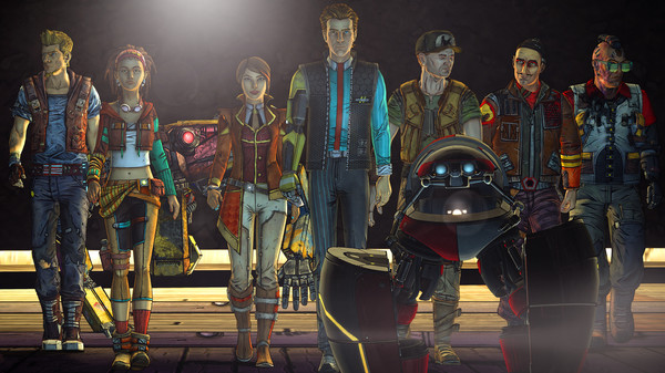Tales from the Borderlands (Steam Gift/ RU+CIS)