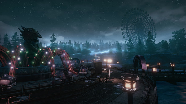 The Park + БОНУС (Steam Gift/ RU+CIS)