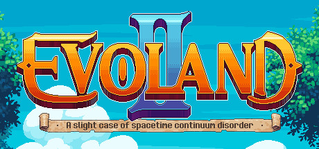 Evoland II 2 (Steam Gift/ RU+CIS)