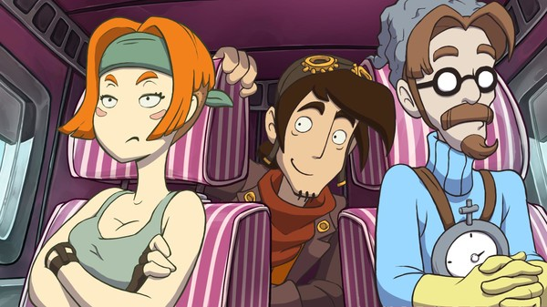 Deponia Doomsday + БОНУС (Steam Gift/ RU+CIS)