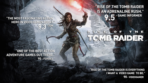 Rise of the Tomb Raider (Steam Gift/ RU+CIS)
