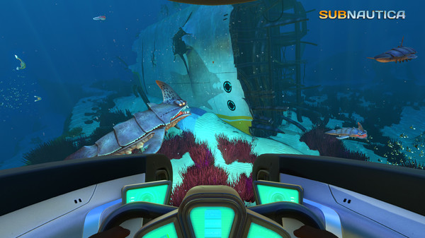 Subnautica + БОНУС (Steam Gift/ RU+CIS)