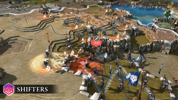 Endless Legend - Shifters (Steam Gift/ RU+CIS)