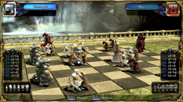 Battle vs. Chess (STEAM KEY/ Region free)