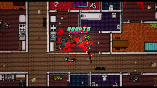 Hotline Miami 2: Wrong Number (Steam Gift/ RU+CIS)