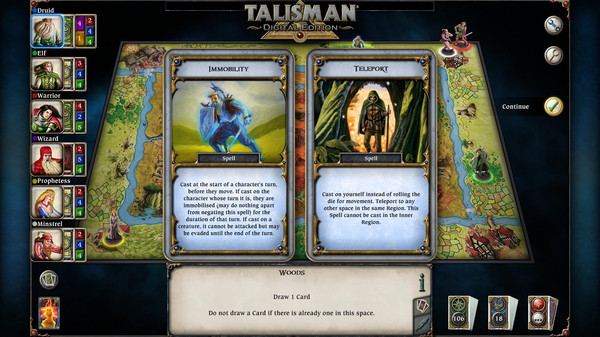 Talisman: Digital Edition (Steam Gift/ RU+CIS)