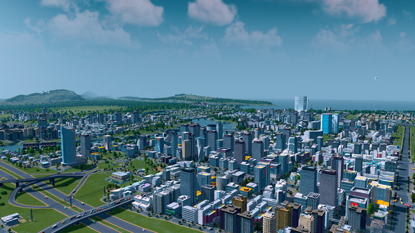 Cities: Skylines Deluxe Upgrade Pack (SteamGift/RUCIS)