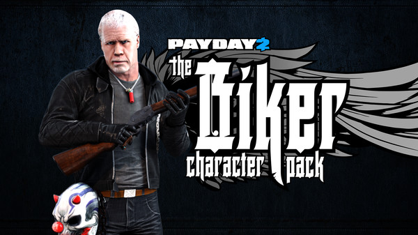 PAYDAY 2: Biker Character Pack (Steam Gift/ RU+CIS)