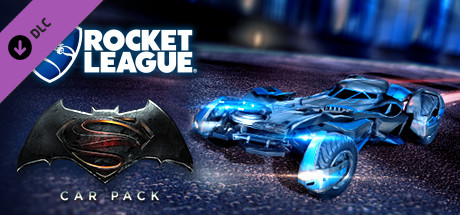 Rocket League - Batman v Superman Car (SteamGift/RUCIS)