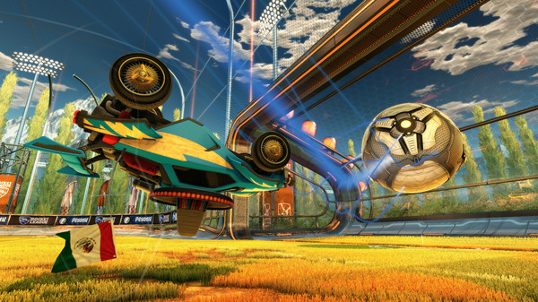 Rocket League - Back to the Future (Steam Gift/ RU-CIS)