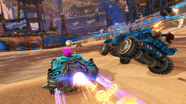 Rocket League - Chaos Run DLC Pack (Steam Gift/ RU+CIS)