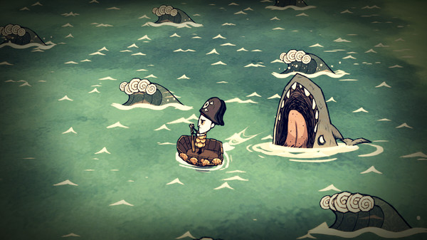 Don´t Starve: Shipwrecked 2(Steam Gift/ RU+CIS)