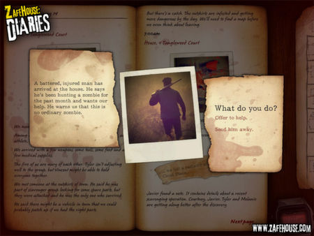 Zafehouse: Diaries (STEAM KEY/ Region free)