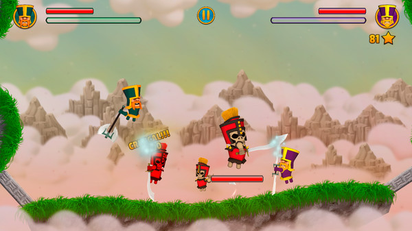 Cloud Knights (STEAM KEY/ Region free)