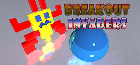 Breakout Invaders (STEAM KEY/ Region free)