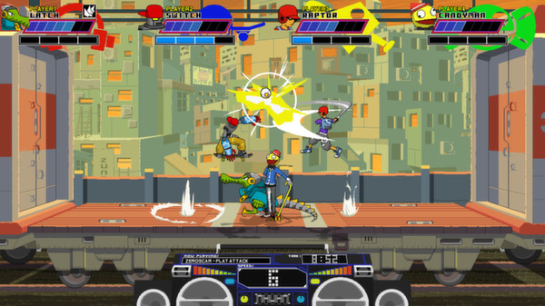 Lethal League (STEAM KEY/ Region free)