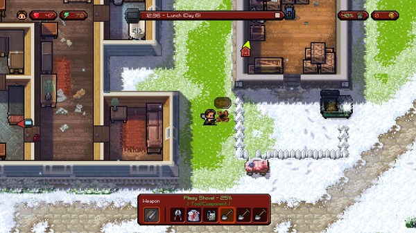 The Escapists + DLC The Walking Dead (SteamGift/RU CIS)
