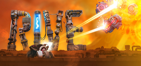 RIVE: Wreck, Hack, Die, Retry! (STEAM KEY/ Region free)