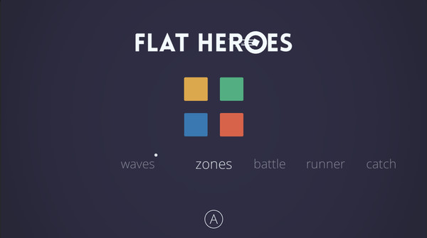 Flat Heroes (STEAM KEY/ Region free)