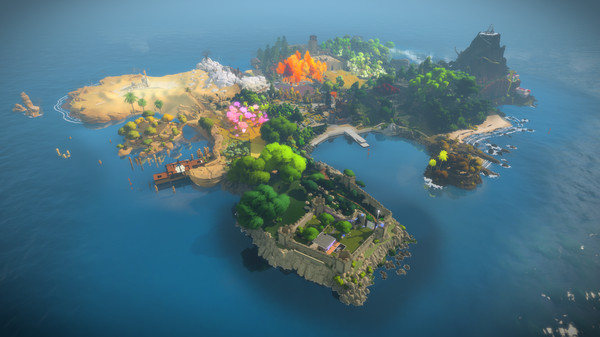 The Witness (STEAM KEY/ Region free)