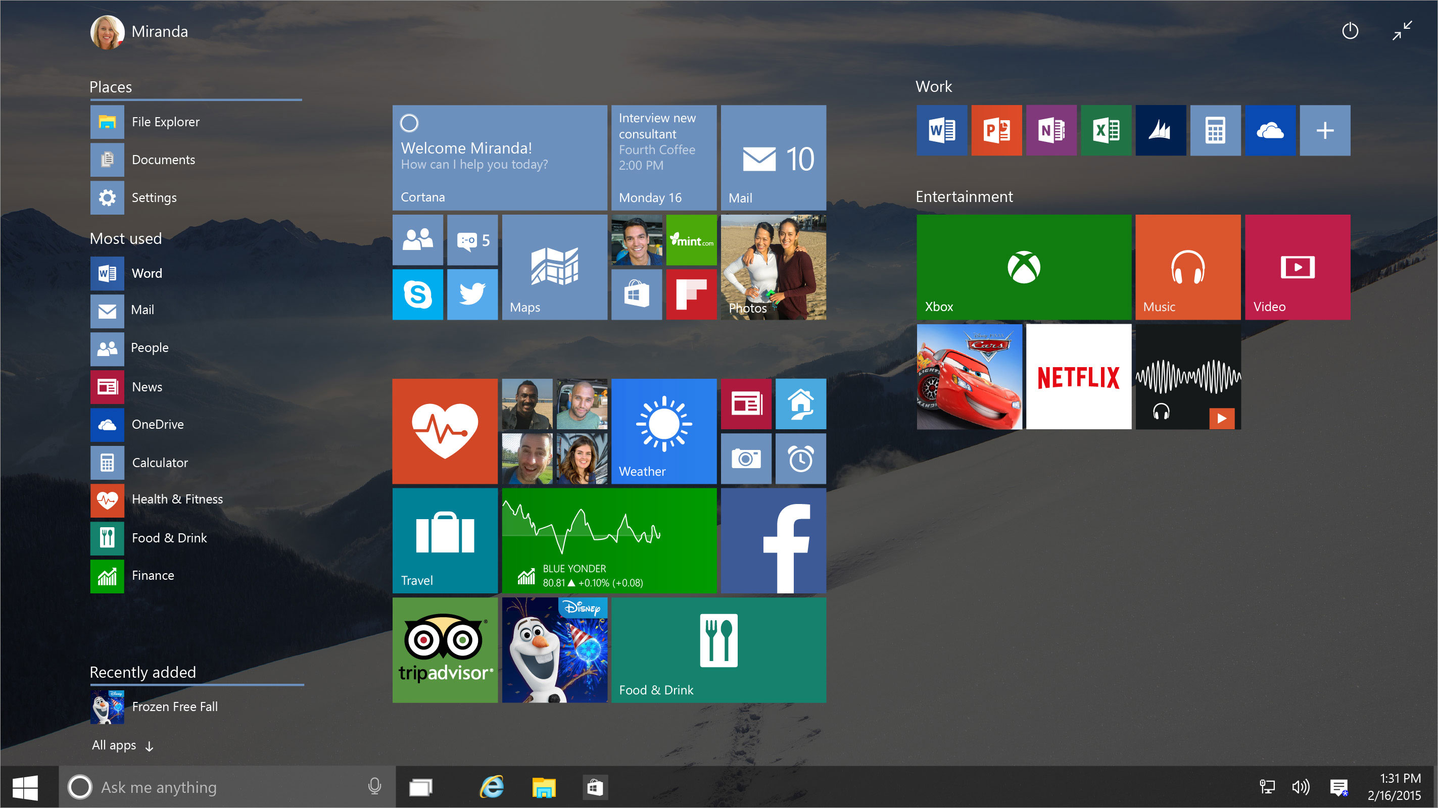 Windows 10 Home (Домашняя) (х64/х32) + Kaspersky
