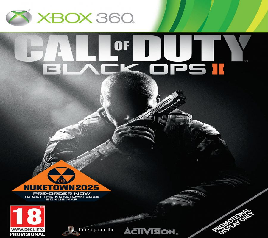 call of duty black ops 2 xbox 360 general account. Black Bedroom Furniture Sets. Home Design Ideas