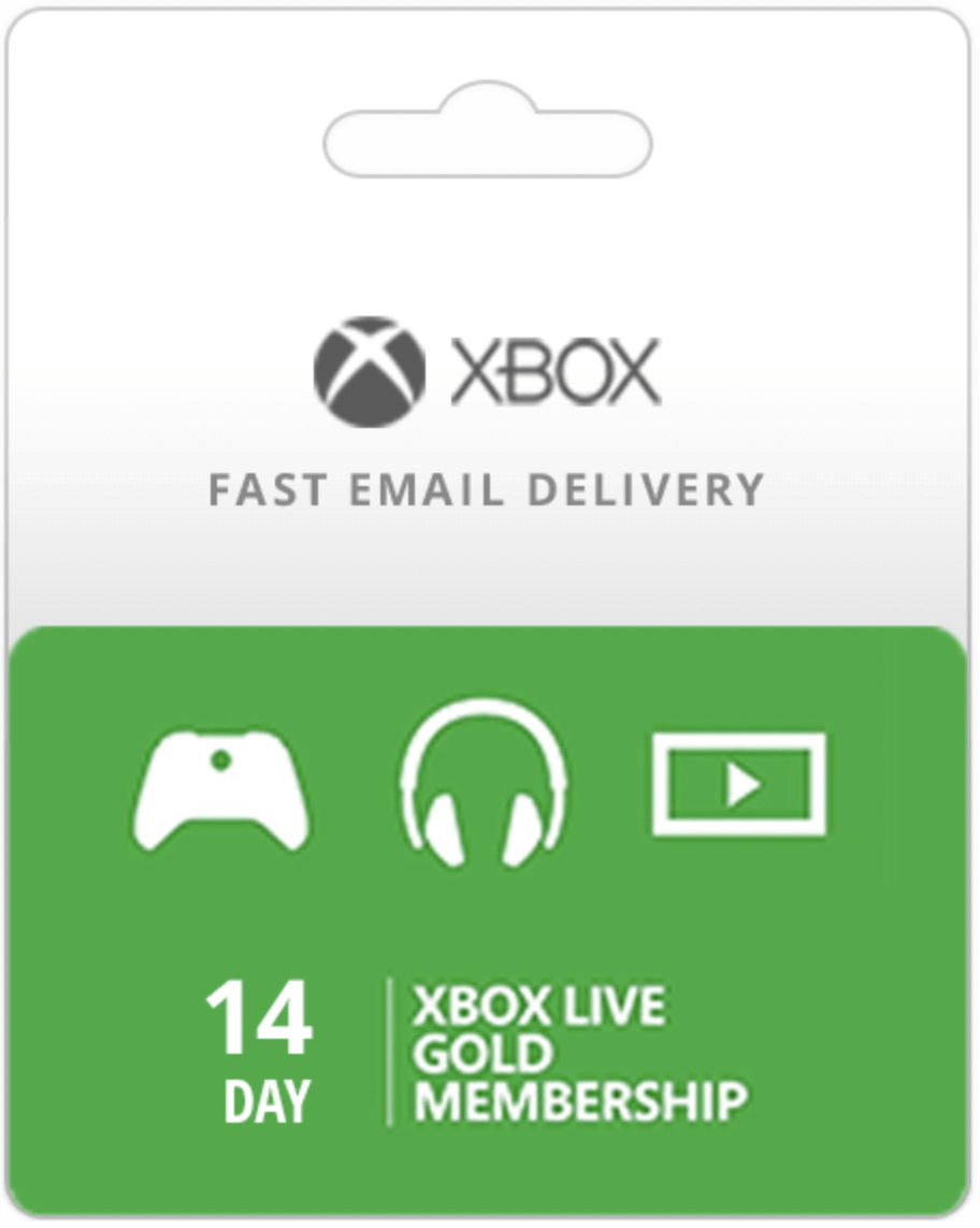 Ultimate Xbox One Live Gold / Game Pass 14days +1m +48h