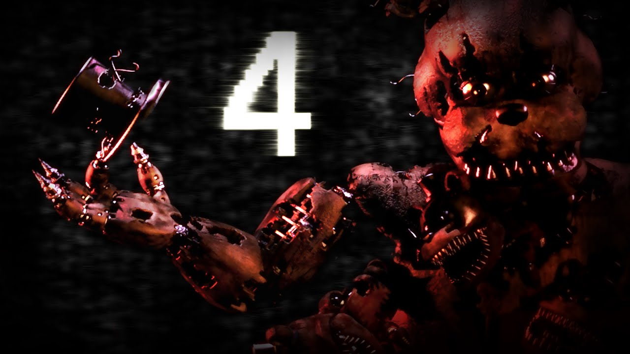 Five Nights at Freddy´s 4 (RU/CIS) Steam Gift