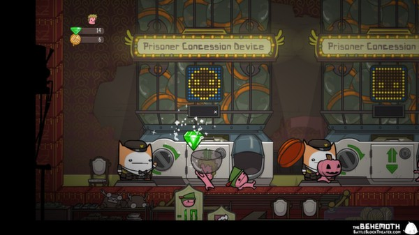 BattleBlock Theater (RU / CIS) Steam Gift