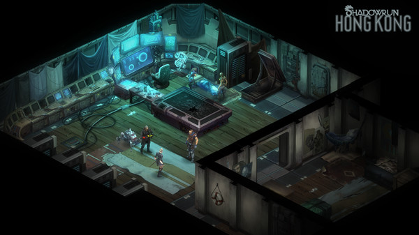 Shadowrun: Hong Kong - Extended Edition (RU/CIS) Steam