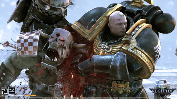 Warhammer 40,000: Regicide Deluxe Edition RU/CIS Steam