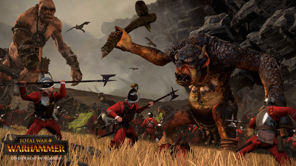 Total War™: WARHAMMER  игра сразу (RU / CIS) Steam