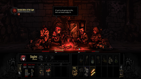 Darkest Dungeon (RU / CIS) Steam Gift