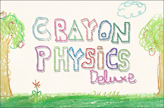 Crayon Physics Deluxe (Steam Key / Region Free)