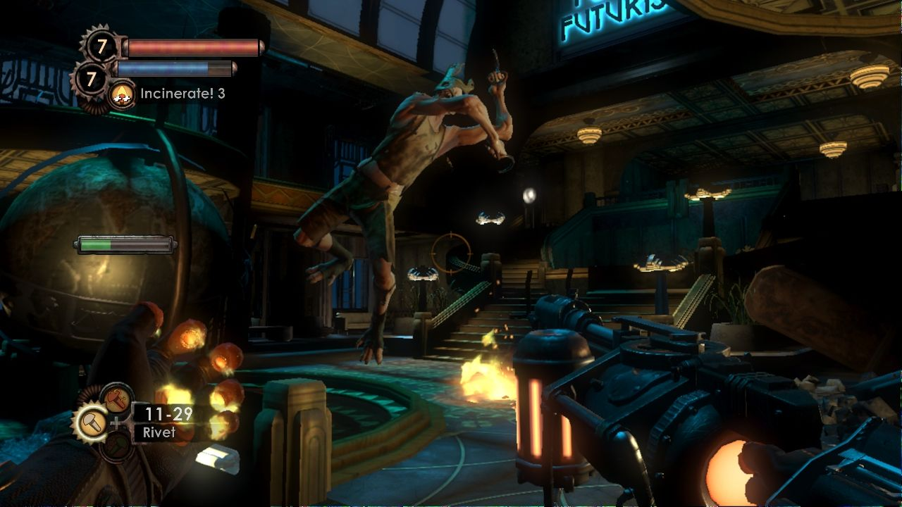 BioShock 2 (Bundle Gift Link |ROW| Steam Region Free)
