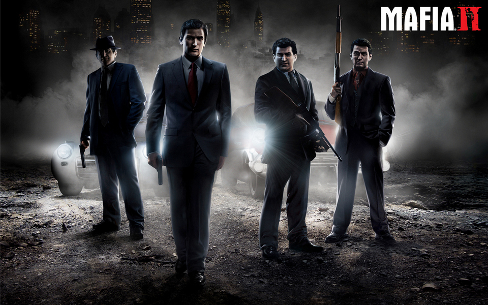 Mafia II (Bundle Gift Link |ROW| Steam Region Free)