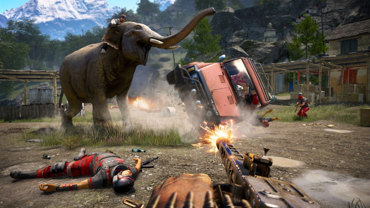 Far Cry 4 ( Steam Gift / RU+CIS )