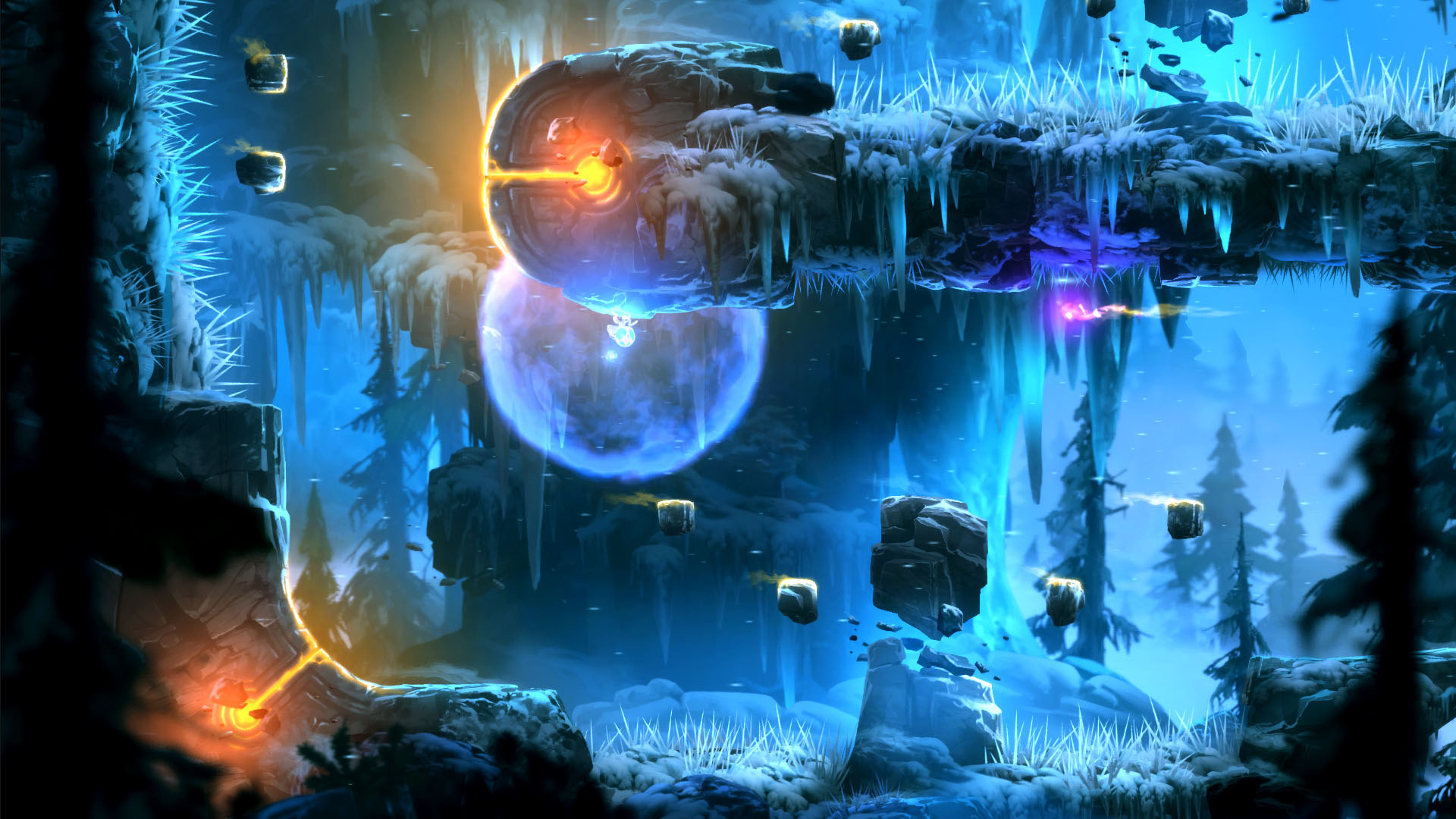 Ori and the Blind Forest ( Steam Gift )
