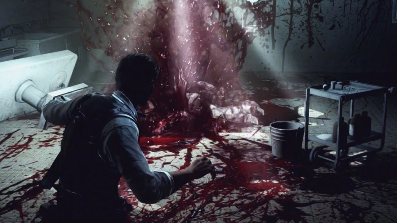The Evil Within ( Steam Gift )