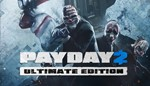 Payday 2 (Gift/ Region free/ Tradable)