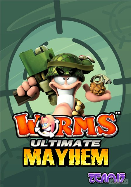 Worms Ultimate Mayhem ( Steam Gift / Region Free ) HB